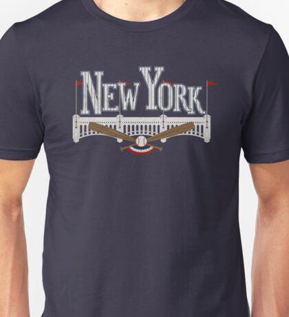 New York Baseball Unisex T-Shirt