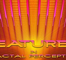 Fractal Perception Feature Banner by Desirée Glanville