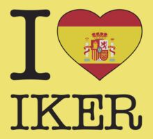 I ♥ IKER Kids Clothes