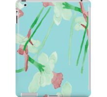 Watercolor summer pattern iPad Case/Skin