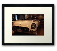 Corvette: 1953 The First Framed Print