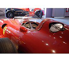 1956 Ferrari Bardahl-Special Photographic Print