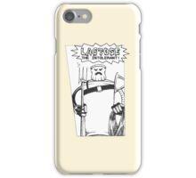 Lactose The Intolerant iPhone Case/Skin