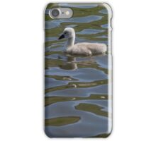Lonely Cygnet iPhone Case/Skin