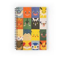 Pokemon  Spiral Notebook
