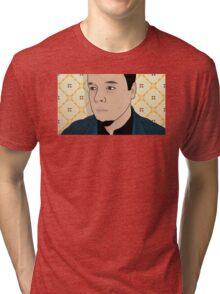 Self (6 out 10) Tri-blend T-Shirt