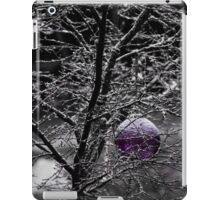 Purple Orb iPad Case/Skin