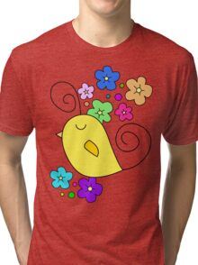 Bye Bye Birdie Tri-blend T-Shirt