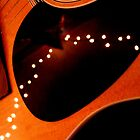 Twinkle Guitar by Ashley Frechette