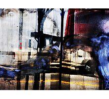 bryant street reflects Photographic Print