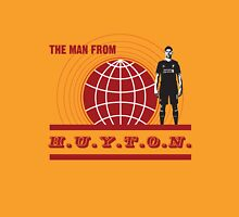THE MAN FROM HUYTON Unisex T-Shirt