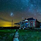 The Galaxies Above by pablosvista2