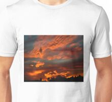 Reservoir Sunset Unisex T-Shirt