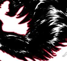 90 Proof Werewolf Sticker