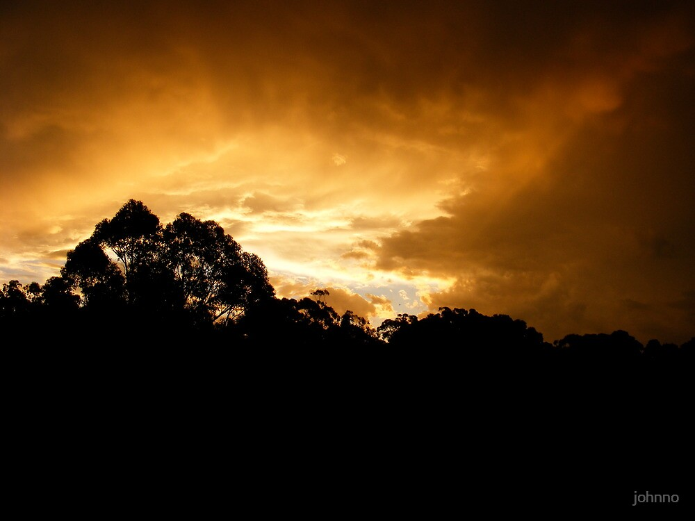 Calm after the Storm- Gymea Bay by johnno