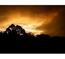 Calm after the Storm- Gymea Bay Photographic Print