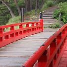 Bridge from Oshima Island by Jennifer Chan