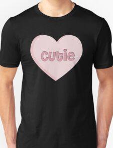 Cancy Heart Cutie Long Sleeve T-Shirt