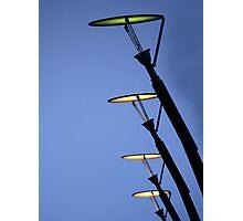 sci-fi lamps Photographic Print