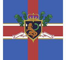 The Holy Britannian Empire Photographic Print