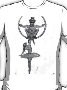 Comiccircus Joker and Harley Quinn  T-Shirt