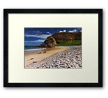 Cove Bay Framed Print