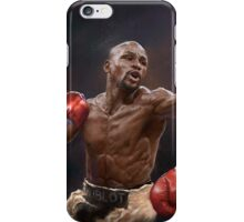 Floyd Mayweather vs Manny Pacquiao  iPhone Case/Skin