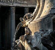 Piazza Della Rotonda by Michael Carter