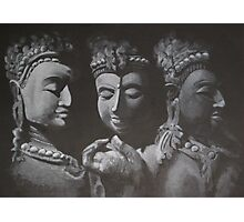 Buddha Thailand Photographic Print