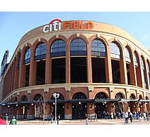 Citi Field Jackie Robinson Rotunda Entrance Photographic Print
