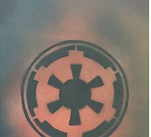 Red Steam Galactic Empire by PeonyPaints