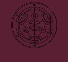 Human Transmutation Circle Unisex T-Shirt