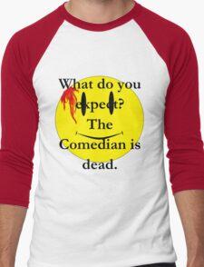 Watchmen, the comedian is dead T-Shirt
