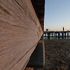 Barwon Heads Pier by peter