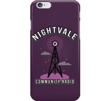 Welcome To Nightvale Radio iPhone Case/Skin
