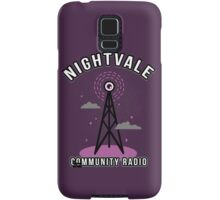Welcome To Nightvale Radio Samsung Galaxy Case/Skin