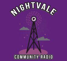 Welcome To Nightvale Radio T-Shirt