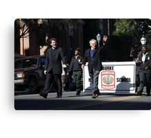 Our Mayor Canvas Print