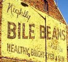 """""""Buy Bile Beans!"""" by Sunsetman2009"""