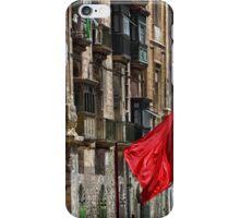 Aħmar iPhone Case/Skin