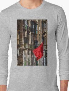 Aħmar Long Sleeve T-Shirt