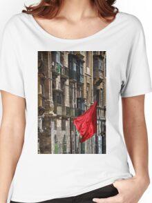 Aħmar Women's Relaxed Fit T-Shirt