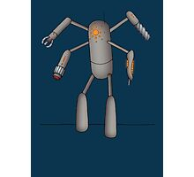 Fugitive Robot Photographic Print