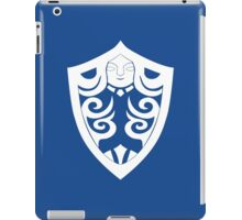 Skyward Sword Goddess Shield iPad Case/Skin
