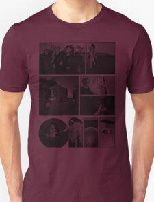 Comic Page Tee 1.01 T-Shirt