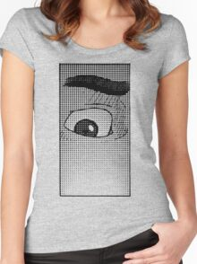 Comic Page Tee 1.01/1 Women's Fitted Scoop T-Shirt