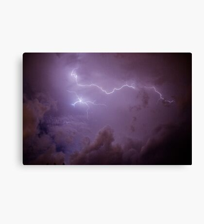A Great Storm Canvas Print