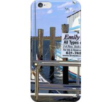Emily Grace iPhone Case/Skin