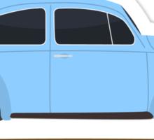 blue bug Sticker