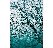Rain Roof Photographic Print